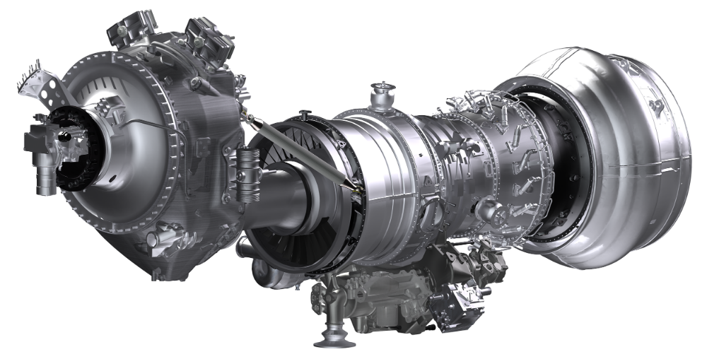 TP400-D6 engine